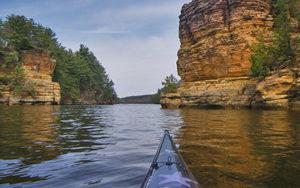 wisconsin-dells-photo-canoe